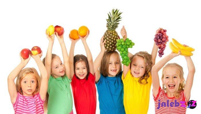 شعر کودکانه میوه ها