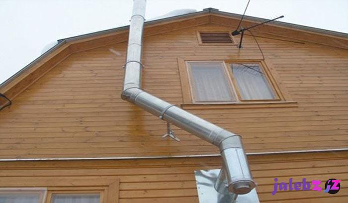 تست دودکش بخاری + نکات ایمنی برای نصب بخاری