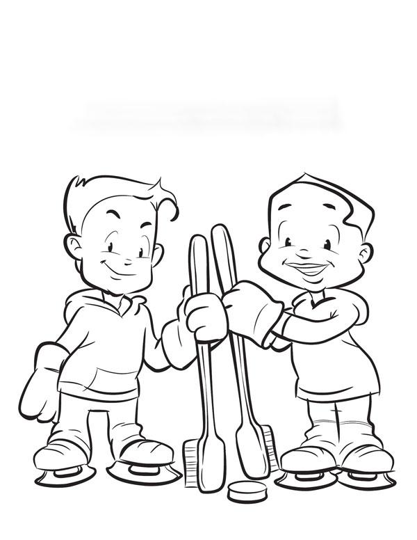 نقاشی مسواک برای رعایت بهداشت فردی برای کودکان برای رنگآمیزی