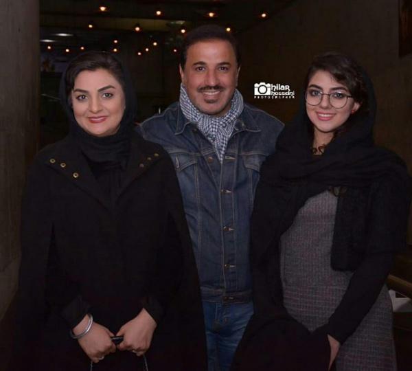 علی سلیمانی؛ همسر و فرزندش