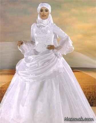 مدل لباس عروس سال