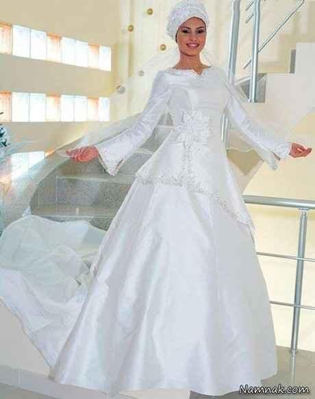 لباس عروس سال