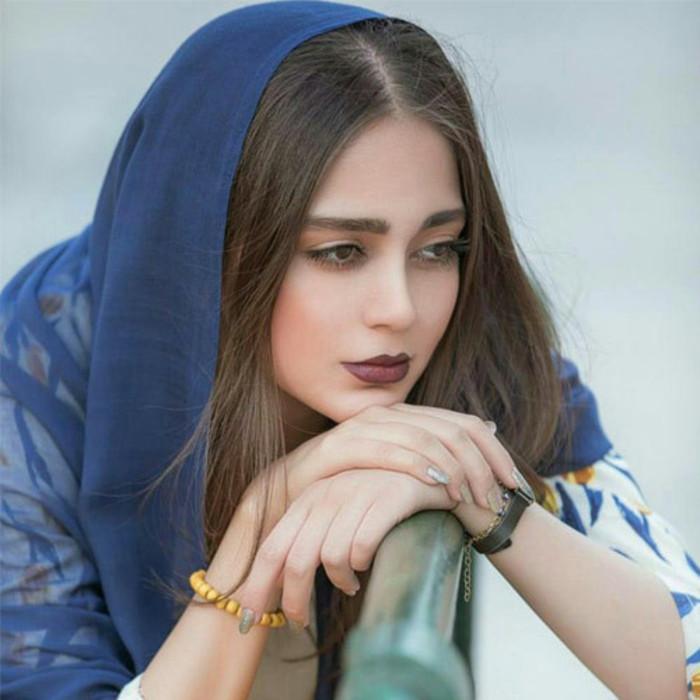 عکس زیباترین دختر ایرانی
