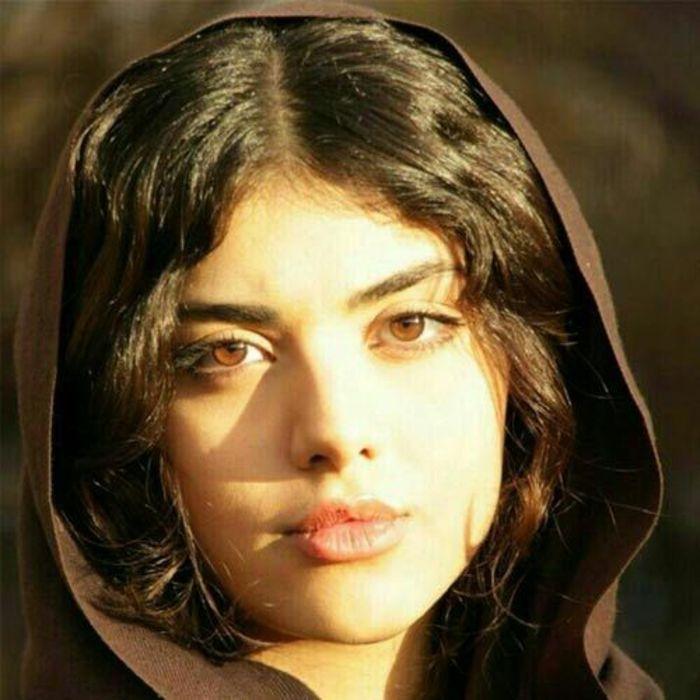 عکس ساده دختر ایرانی