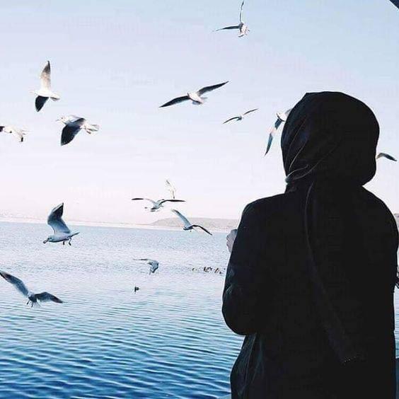 عکس دختر ایرانی از پشت سر برای پروفایل