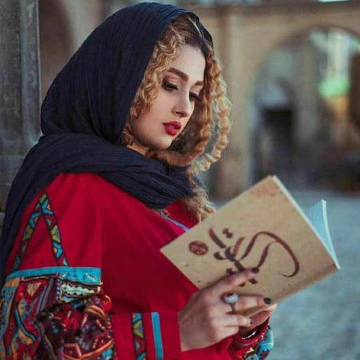 عکس دختر ایرانی ساده ۱۶ ساله