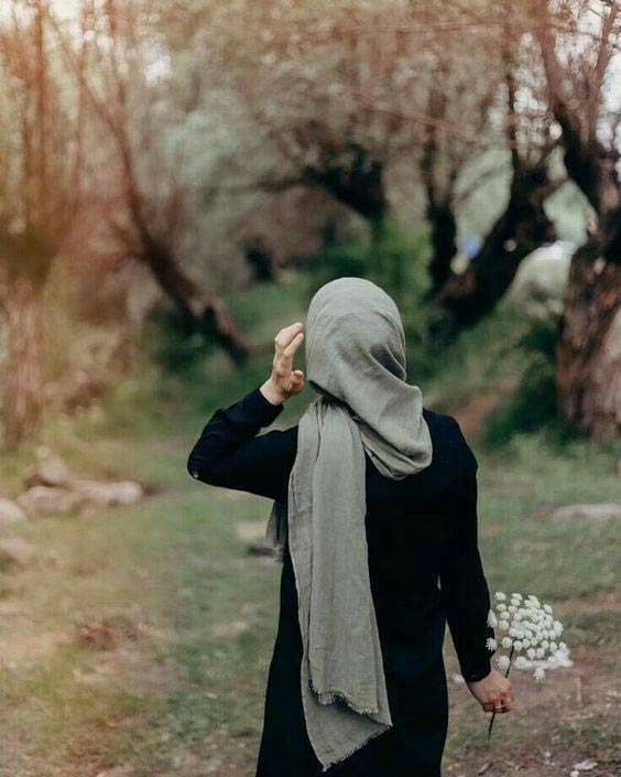 عکس دختر ایرانی از پشت برای پروفایل