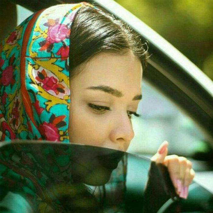 عکس دختر ایرانی ساده ۱۵ ساله