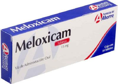قرص ملوکسیکام برای تسکین درد کمر