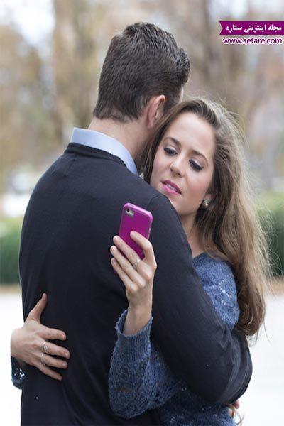 عاشق دو نفر بودن ، خیانت به همسر ، عشق جنسی