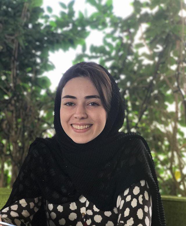 نیلوفر رجایی فر ، دختر داعشی سریال پایتخت