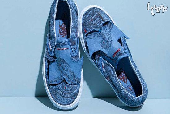 عجیب ترین کلکسیون کفش های «مارک جاکوبز»