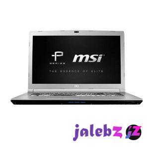 لپ تاپ 15 اینچی ام اس آی مدل PE62 8RC - A