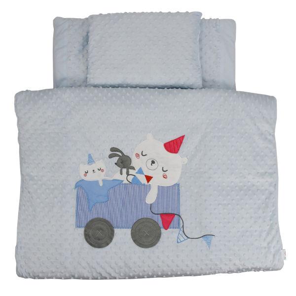 سرویس خواب 3 تکه کودک طرح خرگوش و خرس