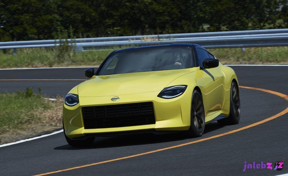 خودروی نیسان 400Z برای سال 2022 تولید می شود