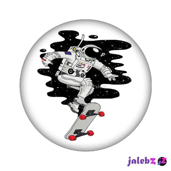 آینه جیبی مدل فضانورد کد 836