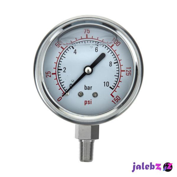 فشار سنج دستگاه تصفیه کننده آب کد 02