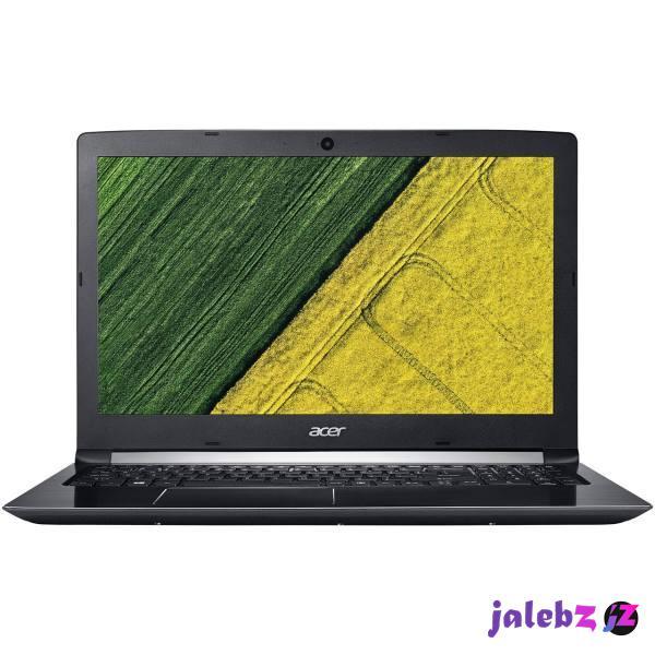 لپ تاپ 15 اینچی ایسر مدل Aspire A515-51G-58FY