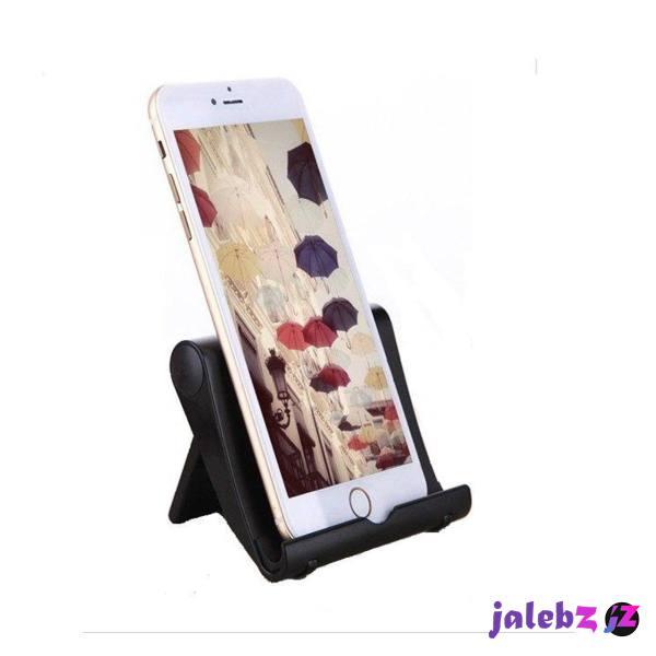 پایه نگهدارنده موبایل و تبلت تا 11 اینچ