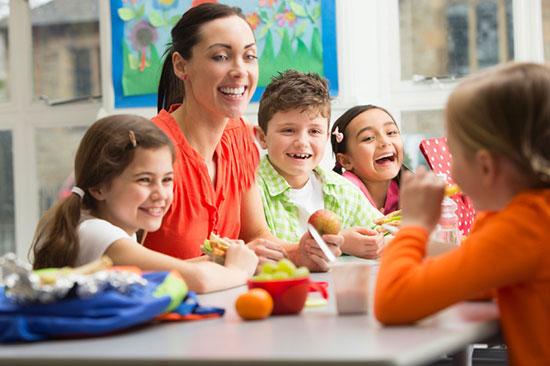 دانشآموز سالم چه میخورد؟