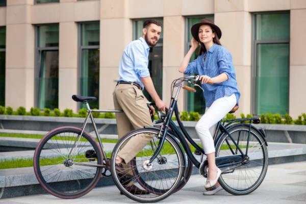 دوچرخه سواری دونفره