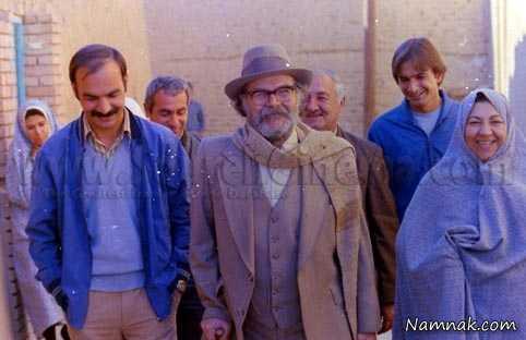 ایرج طهماسب در فیلم روز باشکوه