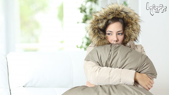 چرا همیشه سردتان است
