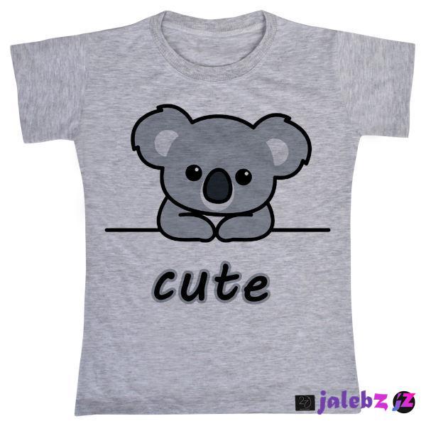 تی شرت دخترانه 27 مدل CUTE کد V123