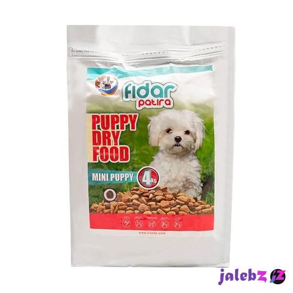 غذای خشک توله سگ فیدار پاتیرا مدل mini_puppy وزن 4 کیلوگرم