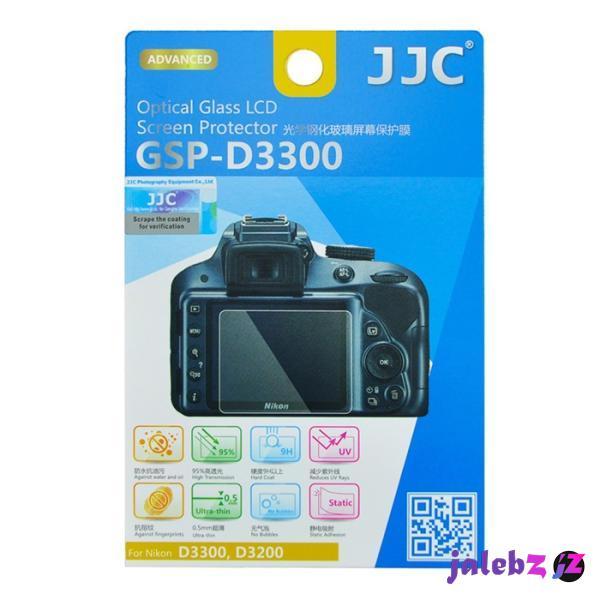 محافظ صفحه نمایش دوربین جی جی سی مدل GSP-D3300 مناسب برای دوربین نیکون D3300 / D3200