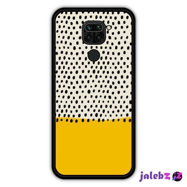 کاور جی جی ساب مدل J2469 مناسب برای گوشی موبایل شیائومی REDMI NOTE 9