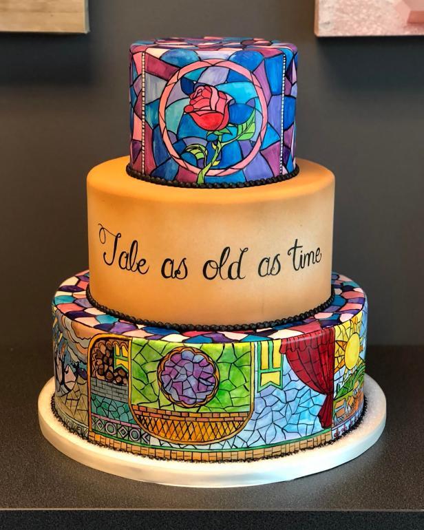 مدل کیک تولد خاص 2021
