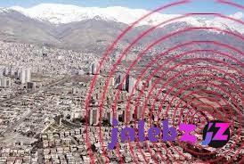 ۹ پسلرزه بعد از زلزله ۵.۷ ریشتری در استان فارس
