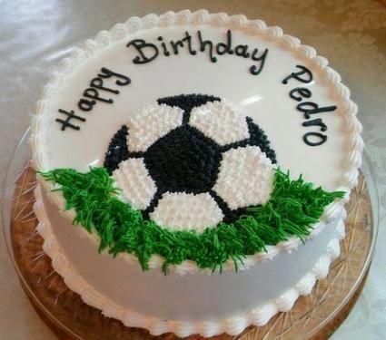 کیک تولد پسرانه جدید 2020 فوتبالی