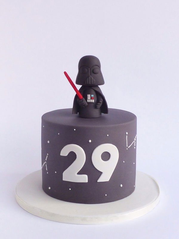 کیک تولد پسرانه جدید 2020 شیک