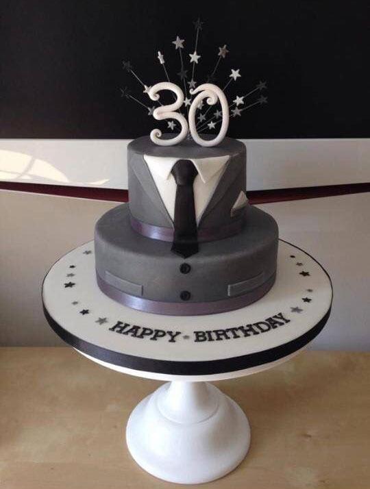 کیک تولد مردانه جدید 2020