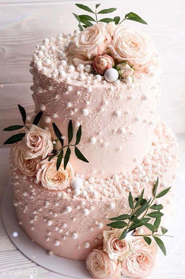مدل کیک عروسی 2021 شیک