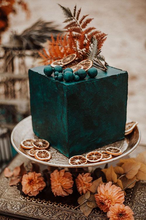 کیک تولد خاص 2021 لاکچری