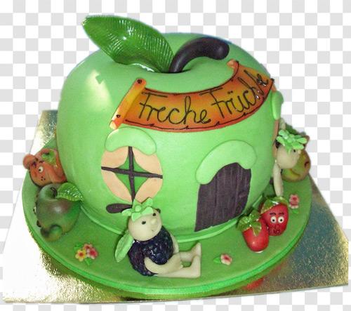 کیک تولد پسرانه کودکانه سال 2021