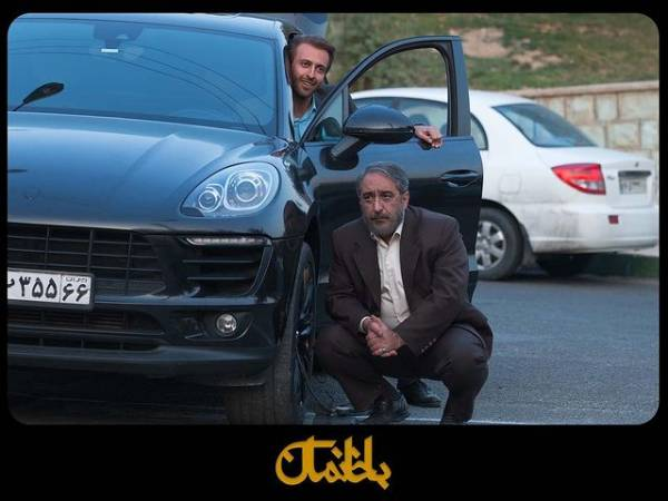 شهرام شکیبا و حسام محمودی