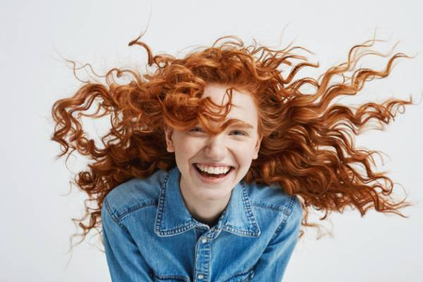 رنگ مو طبیعی