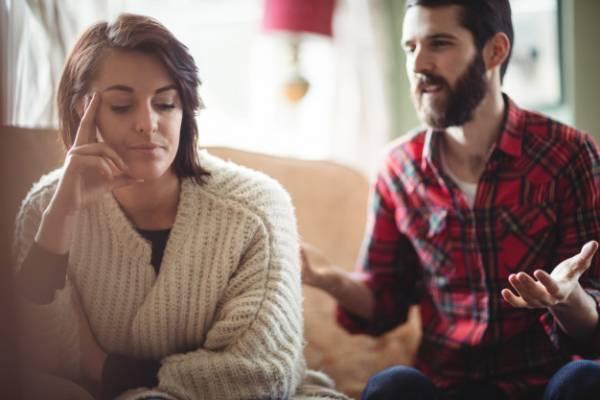 بزرگتر بودن زن از شوهر