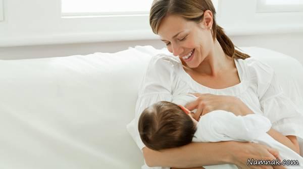 درمان خانگی بزرگی سینه زنان