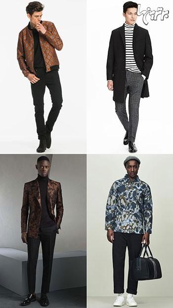 اشتباهات آقایان در پوشیدن لباس های پاییزی