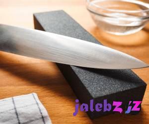 استفاده از چاقو تیز کن