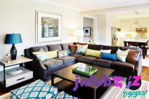 با کوسن ها، دکوراسیون منزل را رنگ آمیزی کنید!
