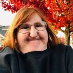 زن معلولي که مدل هفته مد نيويورک شد