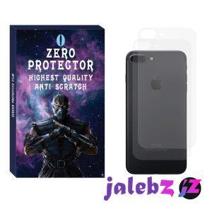 محافظ پشت گوشی زیرو مدل TBZ-01 مناسب برای گوشی موبایل اپل Iphone 7 plus / 8 plus بسته 2 عددی