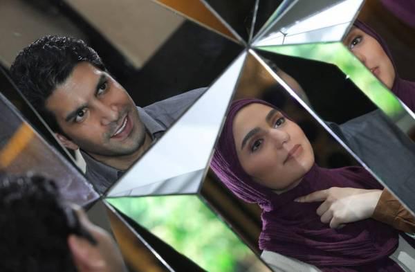 ارسطو خوش رزم و روژین رحیمی طهرانی