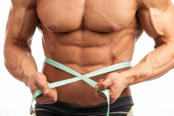 کاهش چربی دور شکم